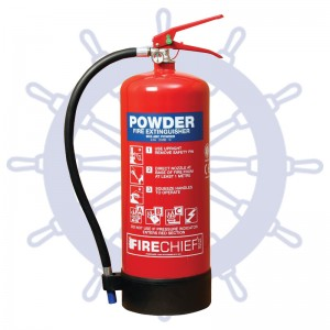 MED approval for Firechief XTR extinguishers