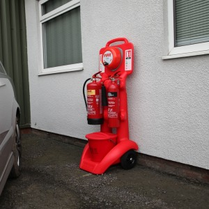 A perfect solution for petrol forecourt fire safety