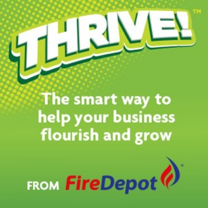 Do you benefit from the Fire Depot Thrive! loyalty program?