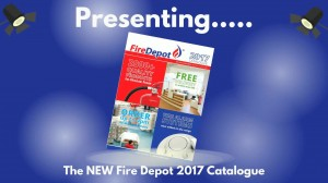 Video - Presenting the New 2017 Fire Depot Catalogue!