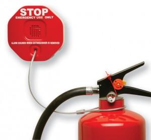 1. Fire Depot Anti-Theft Alarm 118-1036 1