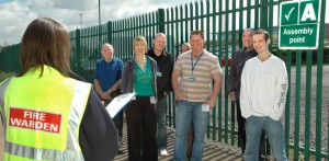 Could you be a Fire Warden?