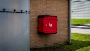 Introducing the HRE100 Hose Reel Box - ideal for harsh environments