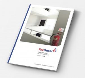New Fire Depot catalogue