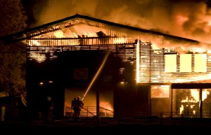 In the event of a fire will your Insurance hold good?