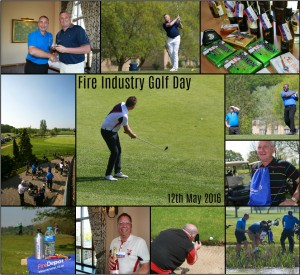 Fire Depot supports the 2016 Fire Industry Charity Golf Day