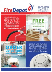 New 2017 Fire Depot Catalogue Launched