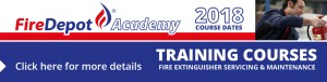 Fire Depot Academy Training Courses Launched!