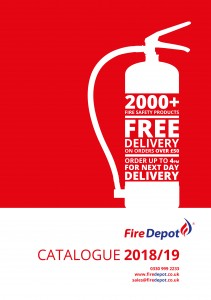 The 2018/19 Fire Depot Catalogue is out now!