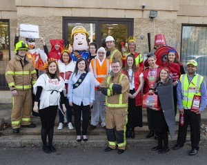 Design-A-Piece-Of-Clothing Day for The Children's Burns Trust