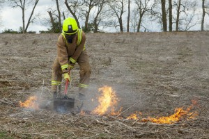 Tackling wildfires – the right tools for the job