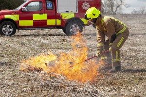 Tools for fighting wildfires
