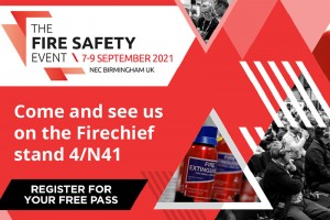 Fire Depot is at The Fire Safety Event 2021 this week!
