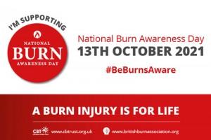 National Burn Awareness Day 2021!
