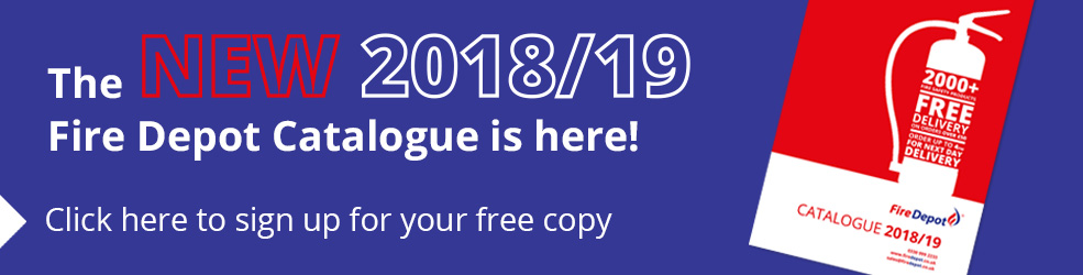 2018 Fire Depot Catalogue has arrived