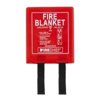 Rigid Case Fire Blankets