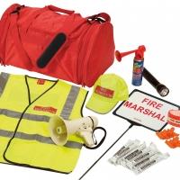 Fire Warden Equipment