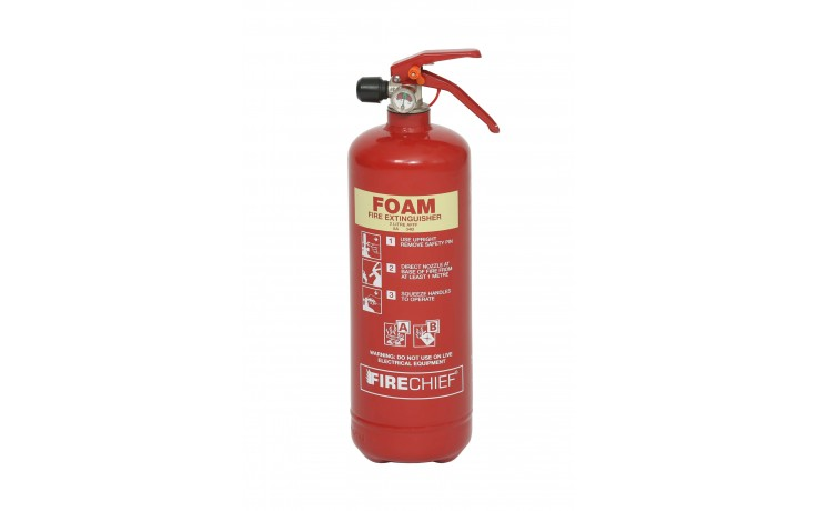 2L Foam Extinguisher