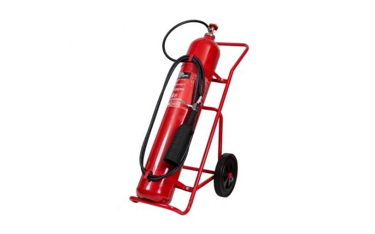10kg CO2 Mobile Fire Extinguisher