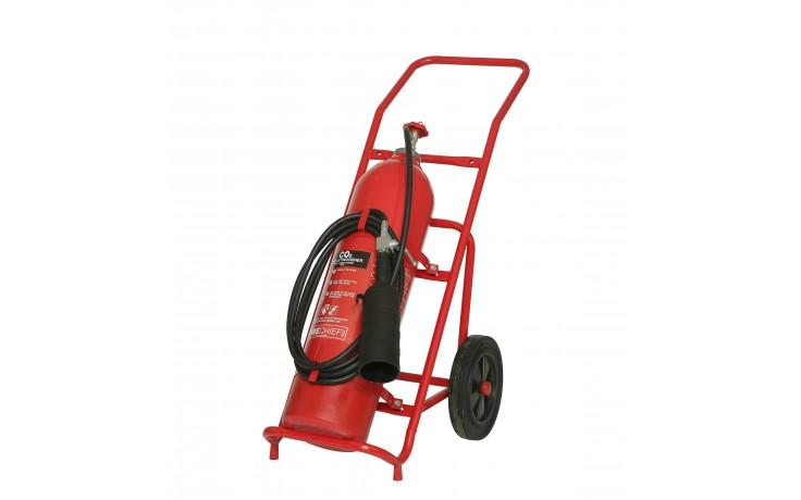 20kg CO2 Wheeled Fire Extinguisher