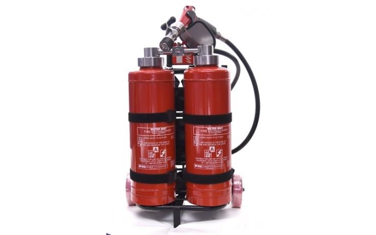 Firechief Dynamist Water Mist Mobile Extinguisher