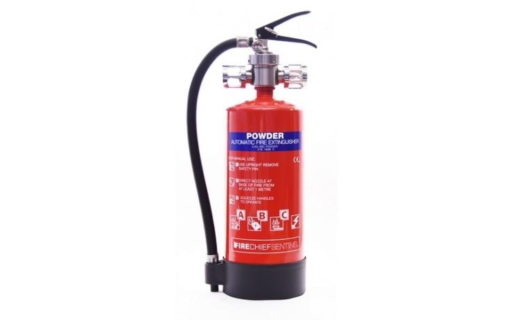 Firechief Sentinel 6kg Powder Extinguisher
