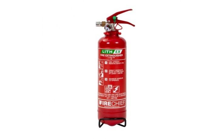 Firechief 1L Lith-Ex Extinguisher