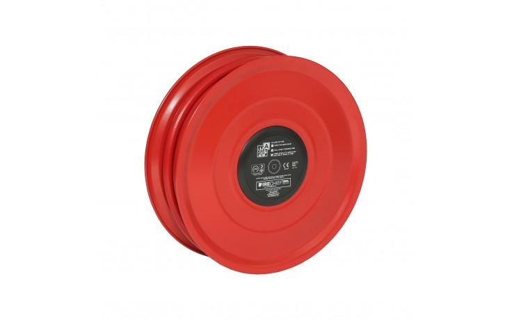 25mm Fixed manual hose reel c/w hose, nozzle & fittings