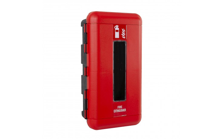 Small Firechief Single Fire Extinguisher Cabinet - 6kg/ltr