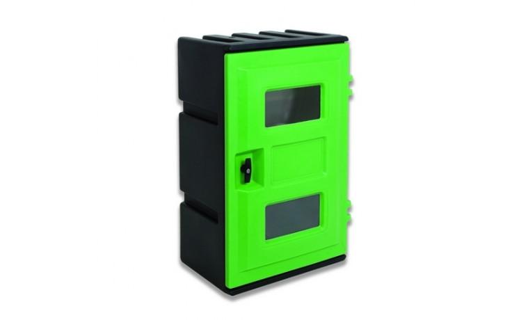 Large escape equipment cabinet
