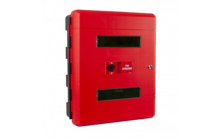 Firechief Double Cabinet c/w Keylock