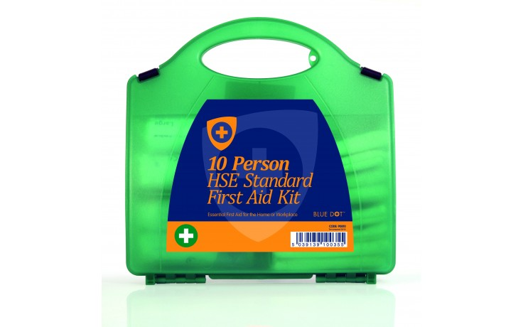 Premium 10 person first aid kit