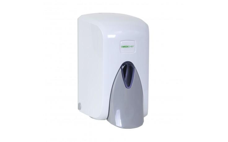 Medichief Manual Gel & Soap Dispenser – White 500ml