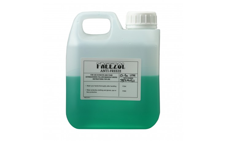 600ml Freeze Protection Pack for 6L Extinguisher