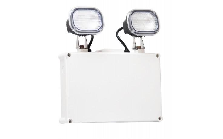 Firechief 2x7.5W IP65 LED Emergency Twinspot