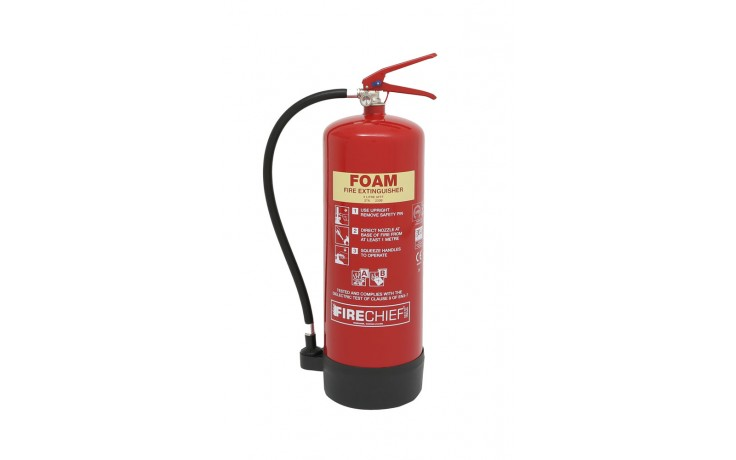 9 litre Spray Foam Fire Extinguisher