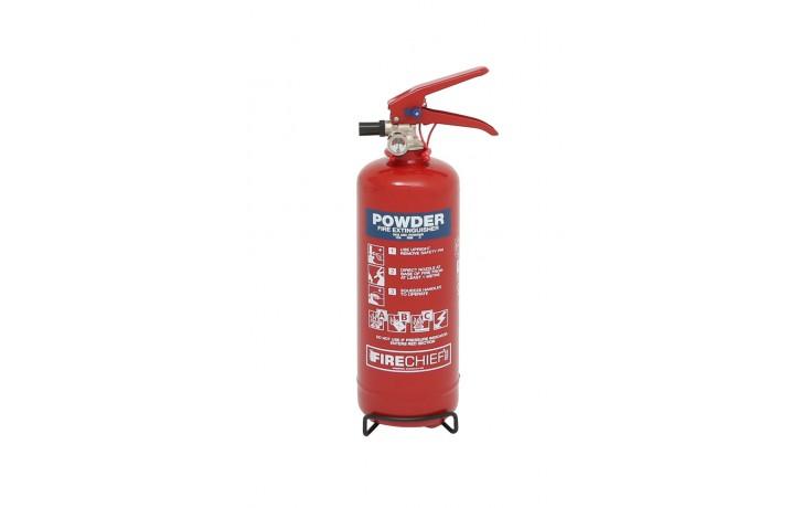 2 kg Powder Extinguisher