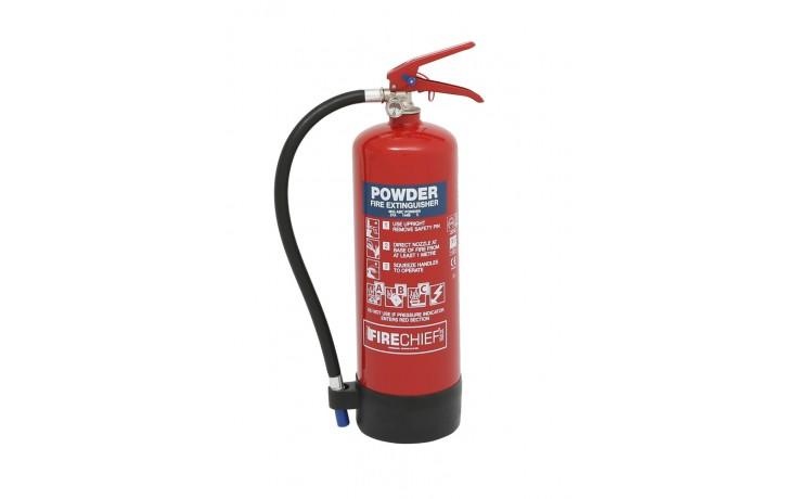 4 kg Powder Extinguisher