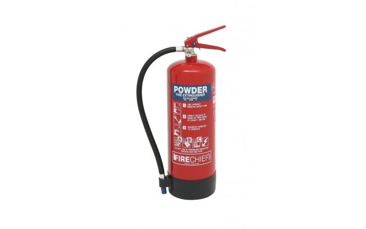6 kg Powder Extinguisher
