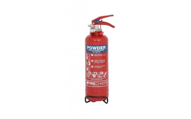1 kg Power Plus Powder Extinguisher