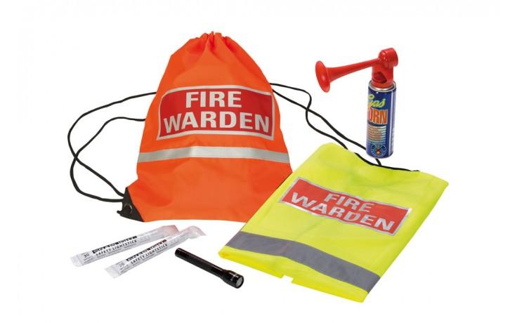Basic fire warden kit