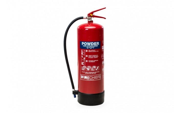 12 kg Powder Extinguisher