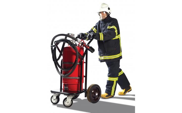 Firechief Supermist 100L Water Mist Extinguisher