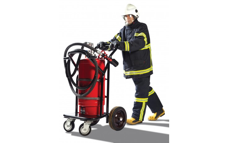 Firechief Supermist 100L Foam Mist Extinguisher