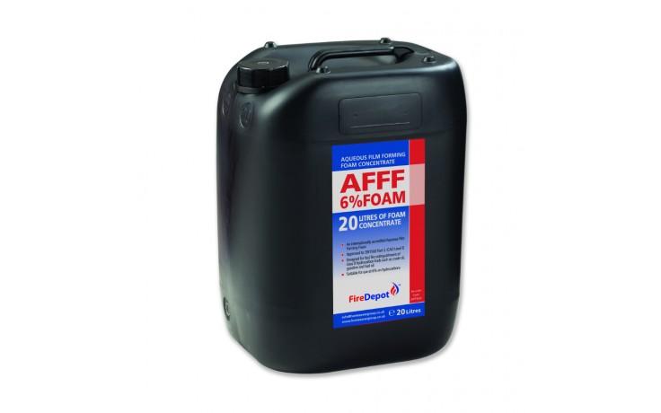 20 litre drum of 6% foam concentrate