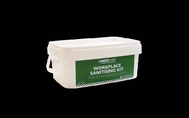 Medichief Workplace Sanitising Kit