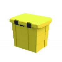 Firechief Injection moulded 108L Grit / Storage Bin