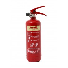 2 litre Spray Foam Fire Extinguisher