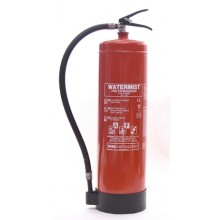 Firechief Multimist 9L Water Mist Extinguisher