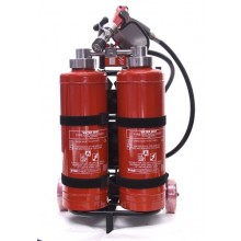 Firechief Dynamist Water Mist Mobile Extinguisher